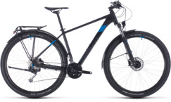 CUBE - Aim SL Allroad black´n´blue