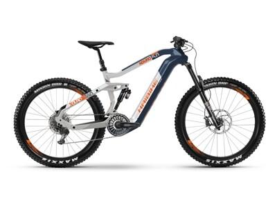 Haibike XDURO Nduro 5.0 i630Wh XL