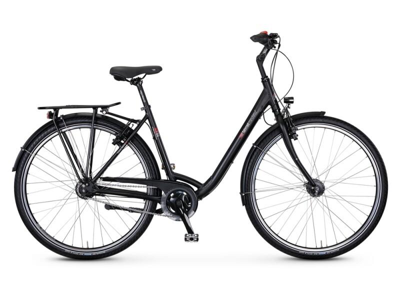 VSF Fahrradmanufaktur T-50 Shimano Nexus 8-Gang Freilauf / Hydraulisch