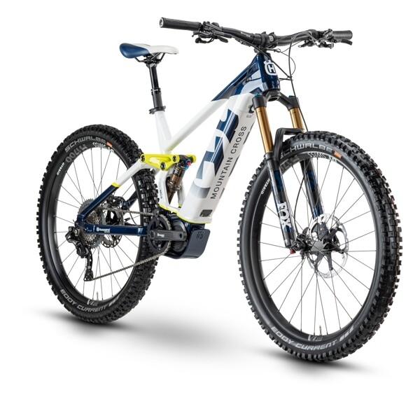 HUSQVARNA BICYCLES - Mountain Cross 8