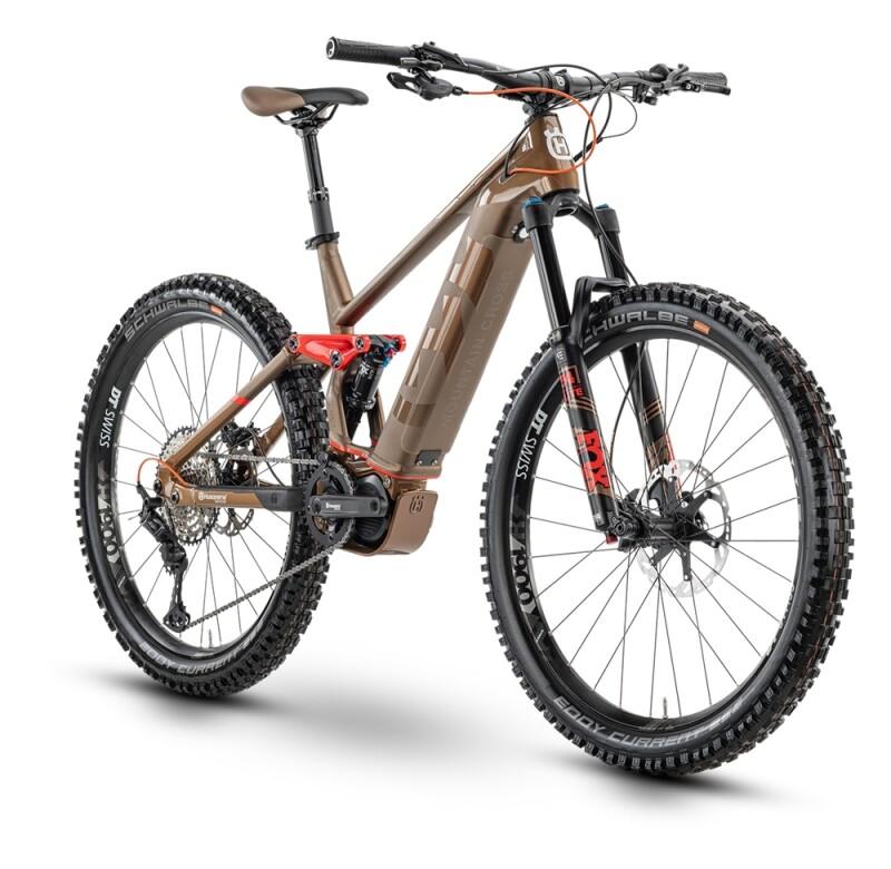 Husqvarna BicyclesMC 7 2020