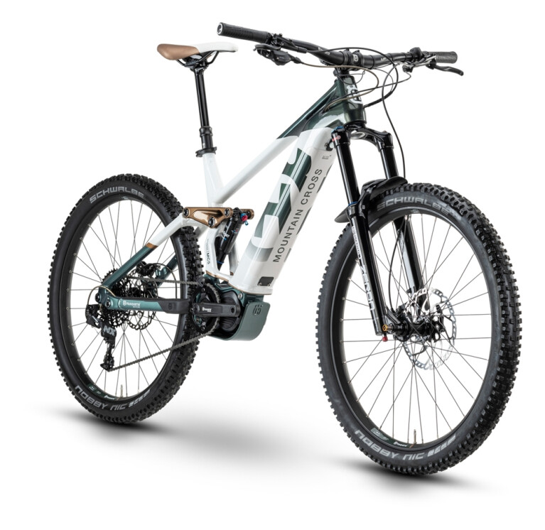 HUSQVARNA E-BICYCLES Mountain Cross 5