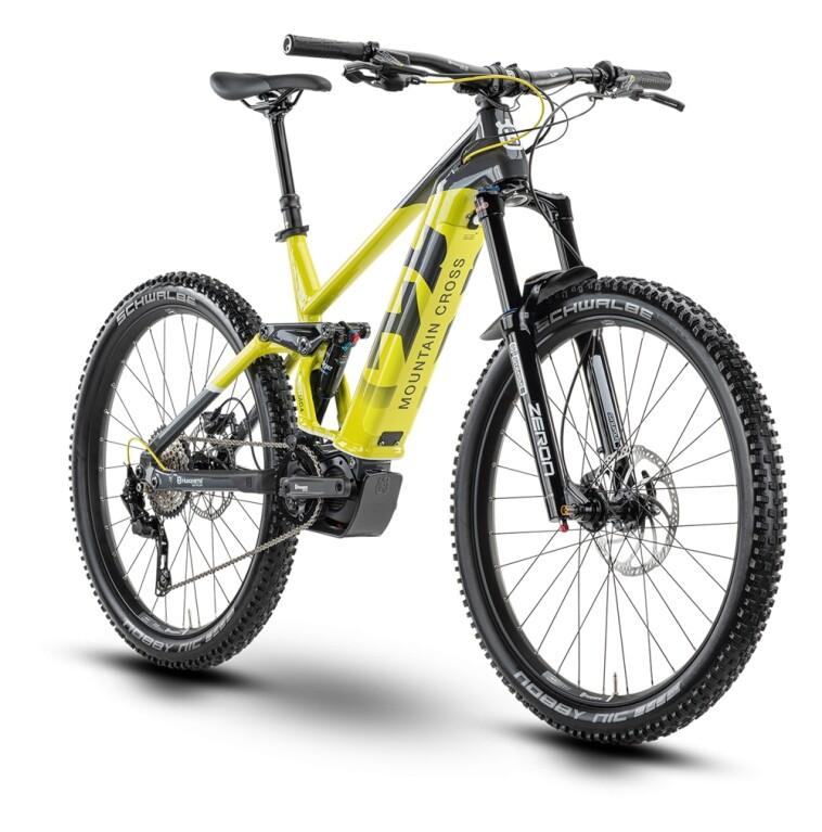 HUSQVARNA E-BICYCLESMountain Cross 4