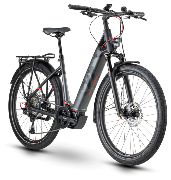 HUSQVARNA E-BICYCLES Gran Urban 5