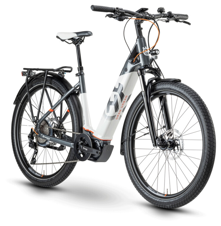 HUSQVARNA E-BICYCLES Gran Urban 4