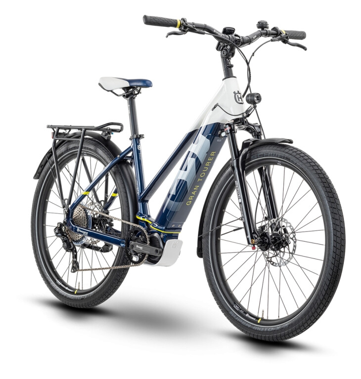 HUSQVARNA E-BICYCLES Gran Tourer 6 D