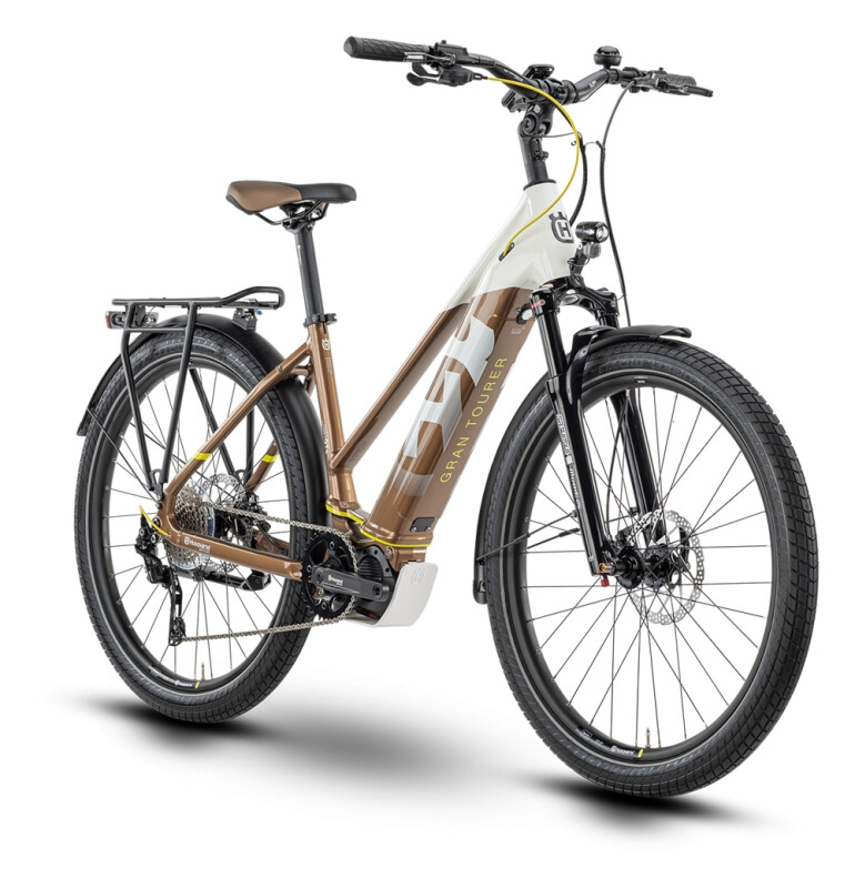Husqvarna Bicycles Gran Tourer GT4 Trapez (2020), M & L