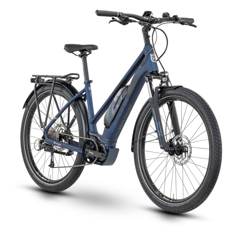 HUSQVARNA E-BICYCLES Gran Tourer 2 D