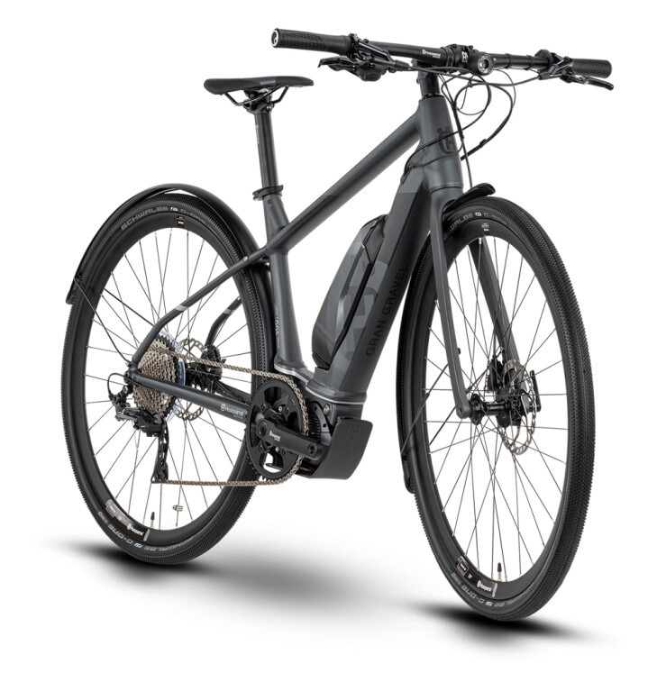 HUSQVARNA E-BICYCLES Gran Gravel 5 Urban