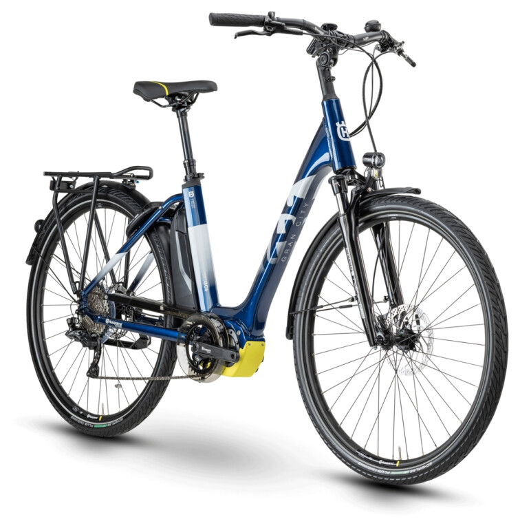 HUSQVARNA E-BICYCLES Gran City 5