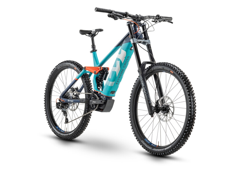 Husqvarna Bicycles Extreme Cross 9
