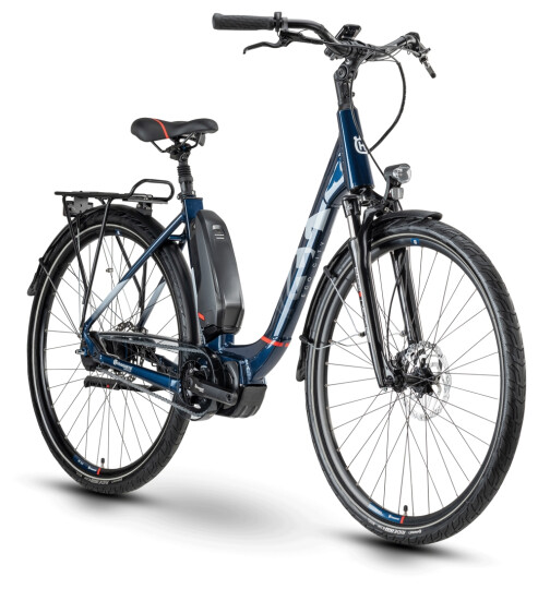 Husqvarna Bicycles Eco City 5 2020, blau, 48 & 52cm