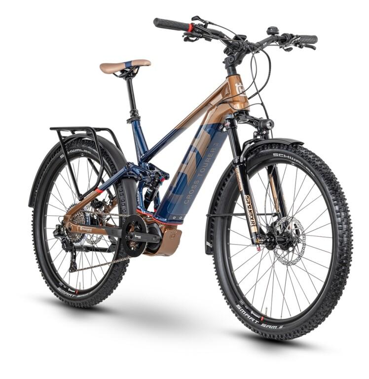 HUSQVARNA E-BICYCLESCross Tourer 6fs