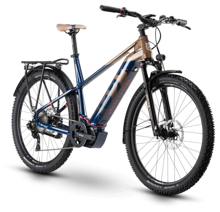 HUSQVARNA E-BICYCLESCross Tourer 6 H