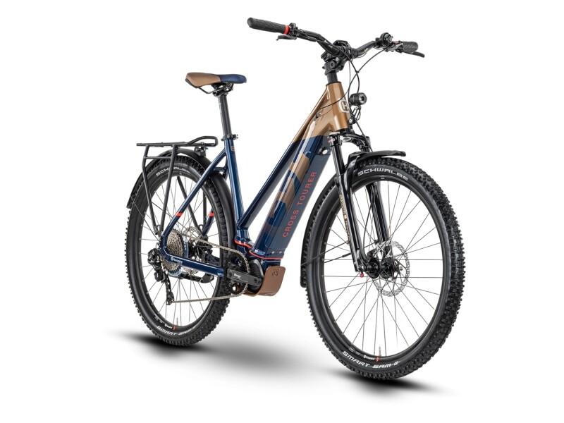 Husqvarna Bicycles Cross Tourer 6 D