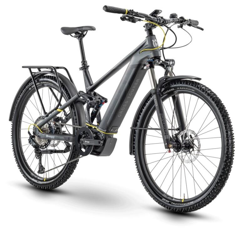 HUSQVARNA E-BICYCLESCross Tourer 5fs