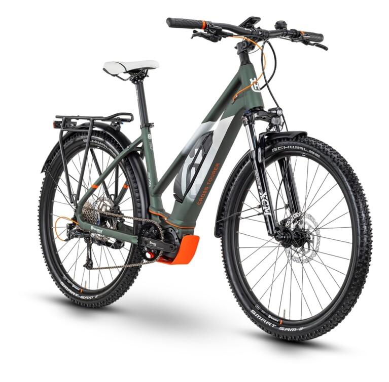 HUSQVARNA E-BICYCLESCross Tourer 4 D
