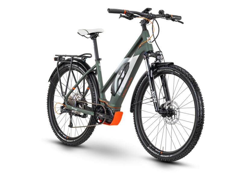 Husqvarna Bicycles Cross Tourer 4 D