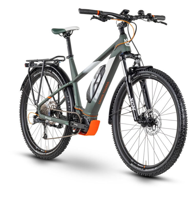 HUSQVARNA E-BICYCLESCross Tourer 4 H