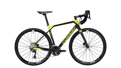 CONWAY - GRV 1000 Carbon schwarz,gelb