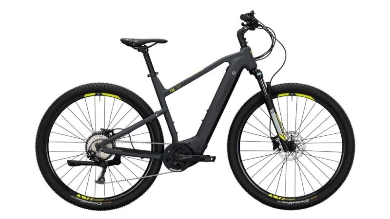 Conway Cairon X 300 schwarz,grau E-Bike