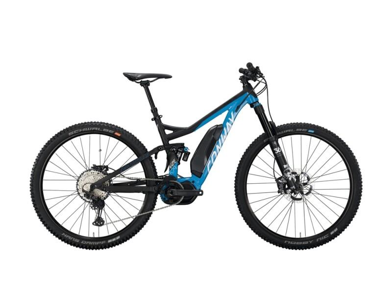 Conway eWME 629 schwarz,blau