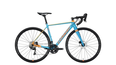 Conway - GRV 800 Alu blau,orange