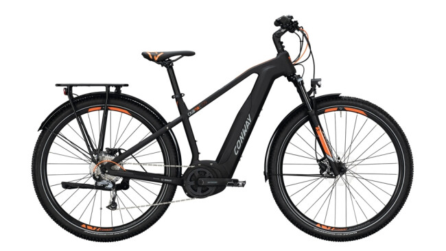 Conway Cairon C229 SE E-MTB Hardtail Comfort