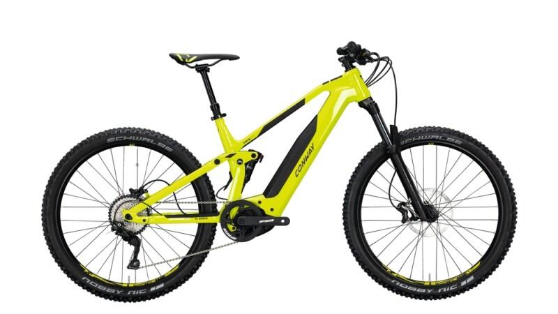 Conway Xyron 227 schwarz,gelb