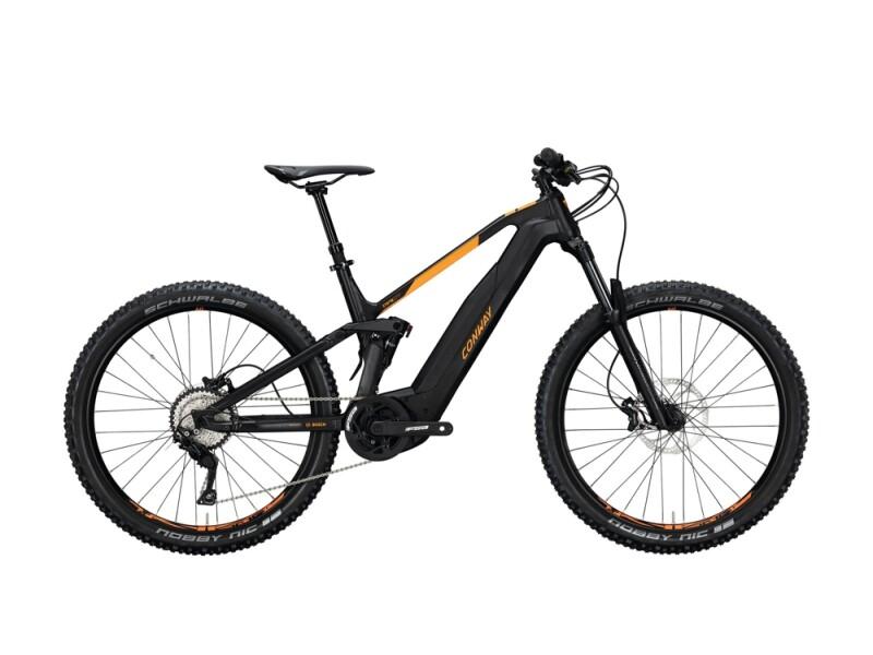 Conway Xyron 227 schwarz,orange