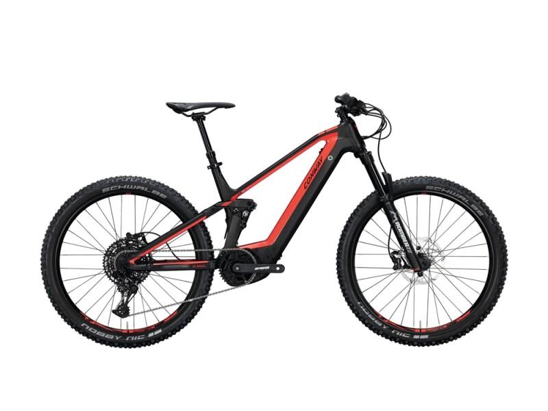 Conway Xyron 327 schwarz,rot