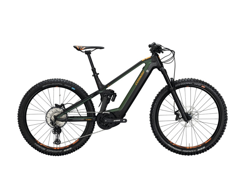 Conway Xyron 427 schwarz,grün