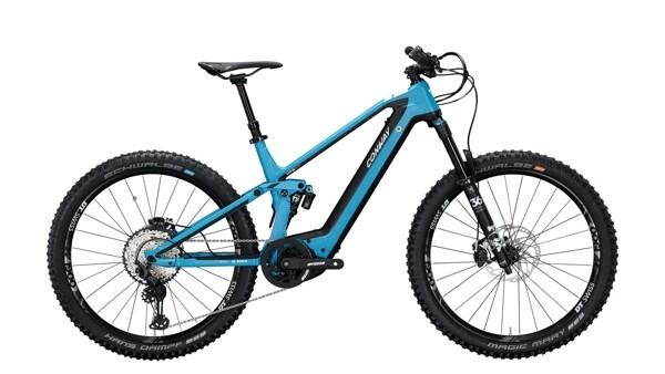 CONWAY - Xyron 527 schwarz,blau