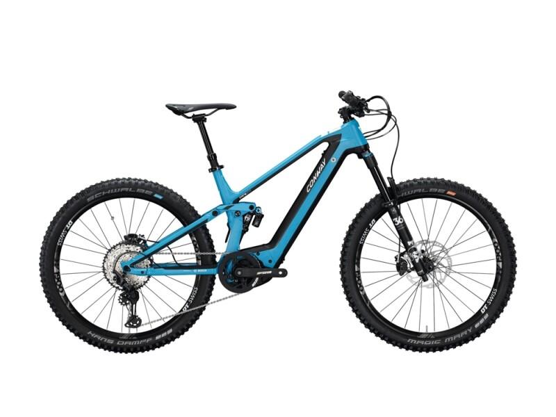 Conway Xyron 527 schwarz,blau