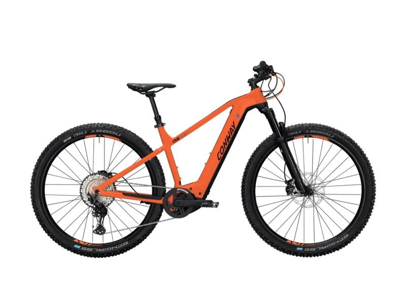 Conway Cairon S 827 schwarz,orange