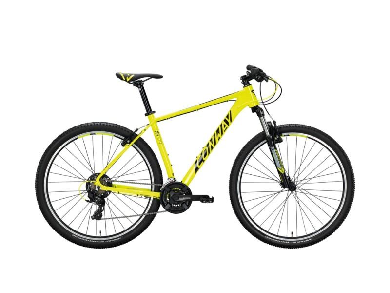 Conway MS 329 schwarz,gelb