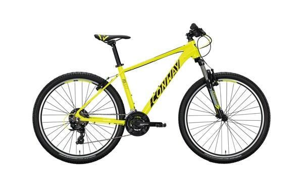 CONWAY - MS 327 schwarz,gelb