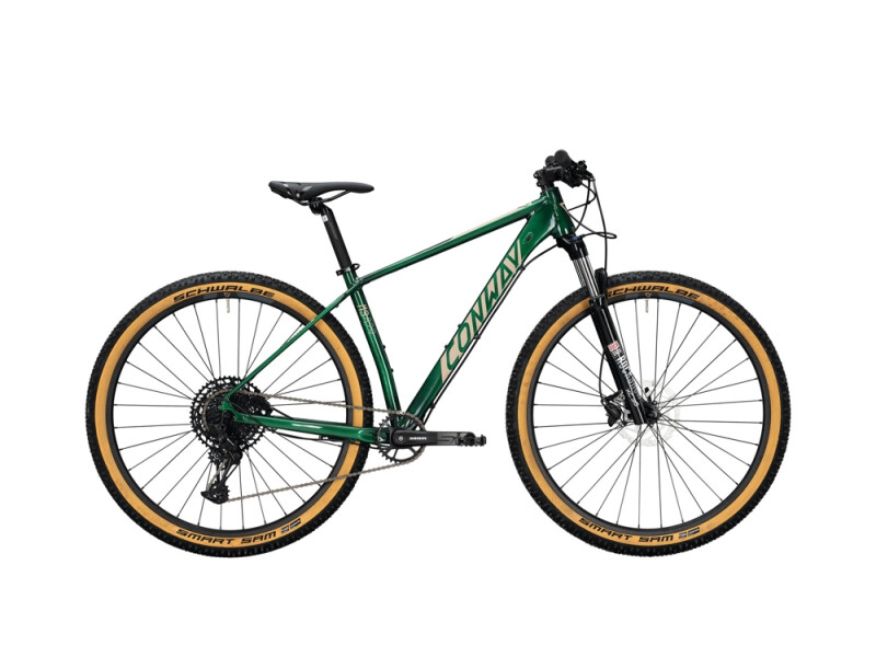 Conway MS 829 gelb,grün