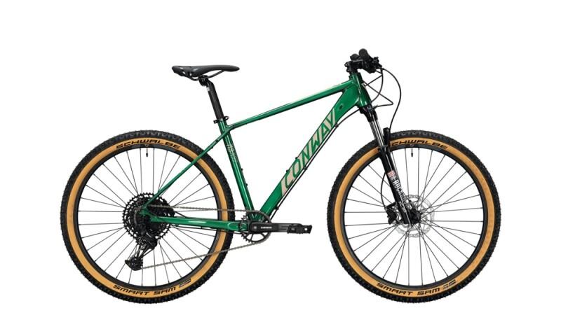 Conway MS 827 gelb,grün