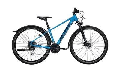 Conway MC 429 schwarz,blau