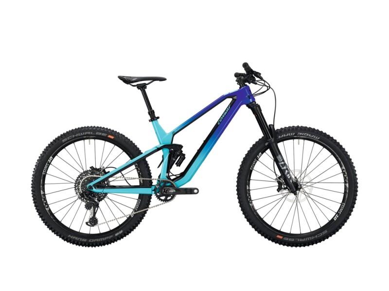 Conway WME 627 schwarz,blau