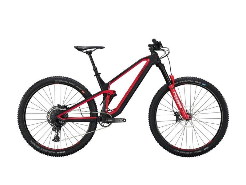 Conway WME 329 schwarz,rot