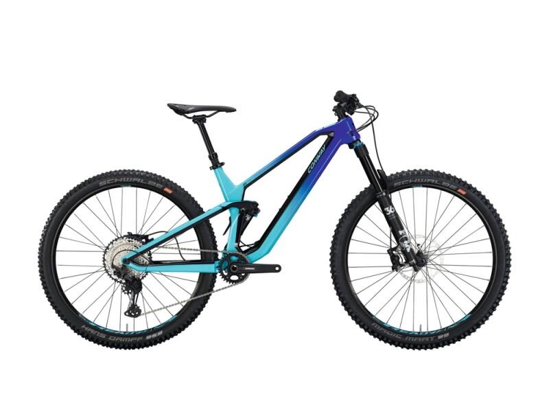 Conway WME 529 schwarz,blau