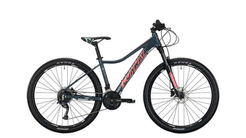 Conway ML 5 rot,grau Mountainbike