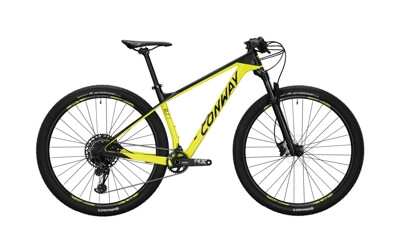 CONWAY - RLC 2 schwarz,gelb