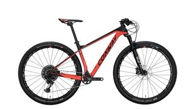 CONWAY - RLC 7 schwarz,rot
