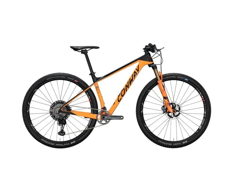Conway RLC 9 schwarz,orange