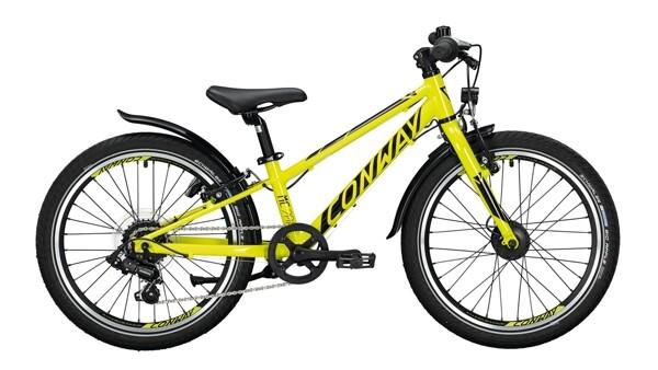 CONWAY - MC 200 schwarz,gelb
