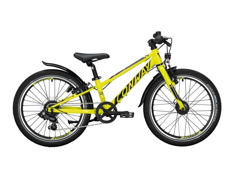 Conway MC 200 schwarz,gelb