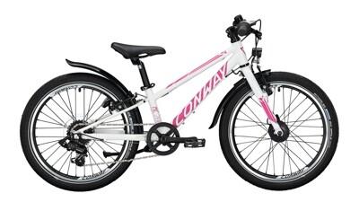Conway MC 200 weiß,rosa